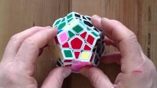 Megaminx algoritmus 2