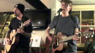 Hyam & Carrfunkel - Meet You There (Busted cover, Golden Lion, 17th Feb 2016)