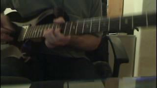 Guitar Video Log 9 - Overkill (Motorhead)
