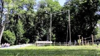 Milzu šūpoles / Tarzan's Gigantic swing (Official Video)
