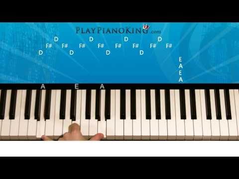 Jouer Someone like You de Adele au piano