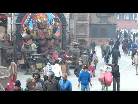 Streets of kathmandu 2010