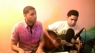 Que no me Faltes tu- Juanpa y Lenny (cover)