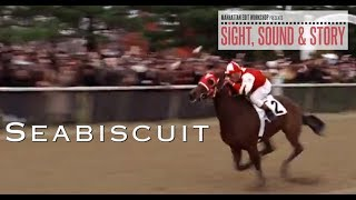 """Film Editor William Goldenberg, ACE Discusses Editing the Exciting Climax of """"Seabiscuit"""""""
