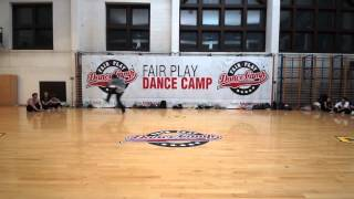 KENZO ALVARES | ft. QUICK CREW | FAIR PLAY DANCE CAMP 2012 | POLAND