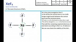 xef4 molecular geometry - photo #5