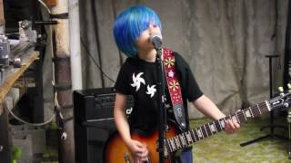 All Time Low - Dear Maria, Count Me In - Guitar and Vocal Cover by Seven Year Old Lincoln