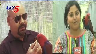 Special Interview with Bird Lover Nandakishore | TV5 News