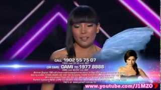 Dami Im - Week 6 - Live Show 6 - The X Factor Australia 2013 Top 7 (Part 2 of 2)