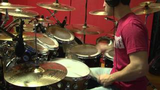 What Doesn't Kill You (Stronger) - Kelly Clarkson (Drum Cover)