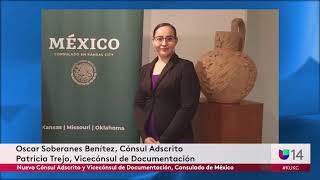 Nuevo Cónsul Adscrito y Vicecónsul de Documentación, Consulado de México