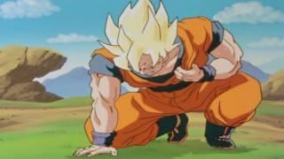 Dragon Ball Z Kai | The Heart Virus Attacks Goku | HD | Edit