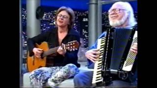 Sivuca e Glória Gadelha - Jô Soares - Parte 02 - Feira de Mangaio