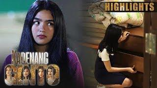 Marga, ipinatapon ang mga damit ni Cassie | Kadenang Ginto (With Eng Subs)