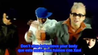Move Your Body (Official Video)-Xavi The Destroyer Ft. J Alvarez, Guelo Star, Randy, Juno