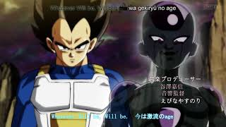【МAD】Dragon Ball Super Opening 3 -「Believe In Myself」- (Universe Survival Arc) -  FANMADE
