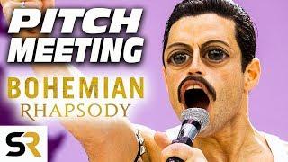 Bohemian Rhapsody Pitch Meeting