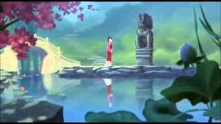 Mulan- Reflection [Japanese] [Kanji, Romanized, and English Lyrics]