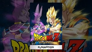 Dragon Ball Z: Battle of Gods - Uncut Version width=