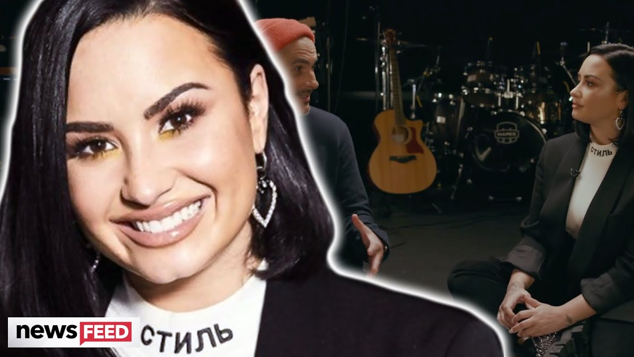 Demi Lovato talks about overdose for 1st Time