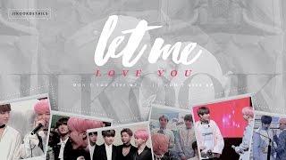Jikook/Kookim - Let Me Love You