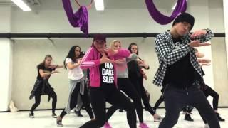 DWT Dance Studio hip hop Erath Chairaksa