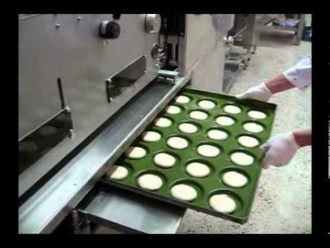 SATILIK ikinci el Endüstriyel Ekmek Üretim Tesisi