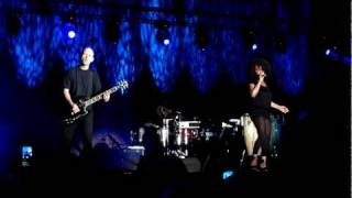 "Moby - ""Natural blues"" Live @ Milan (Italy)"