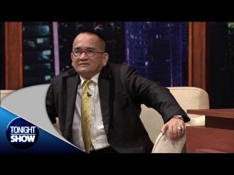 Download Video Tonight Show - Ruhut Sitompul