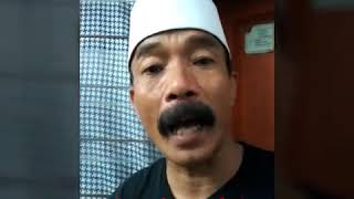 Haji Sodik TOP Beri Semangat Buat APENG