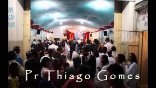 Pastor e Conferencista Thiago Gomes