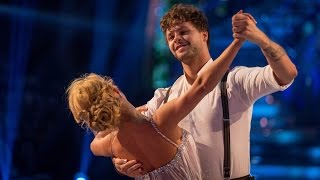 Jay McGuiness & Aliona Viennese Waltz to 'Have You Ever Really Loved A Woman' - Strictly: 2015