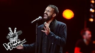 "The Voice of Poland VII – Sami Harb – ""Love On The Brain"" – Przesłuchania w ciemno"