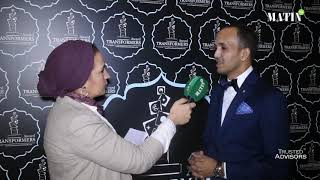 Transformers Awards by Trusted Advisors 2020: Déclaration de Sidi Mohamed Dhaker, Chief of staff to the Governer-Banque central de Mauritanie