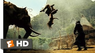 Ong Bak 2 (9/10) Movie CLIP - The Crow Demon (2008) HD