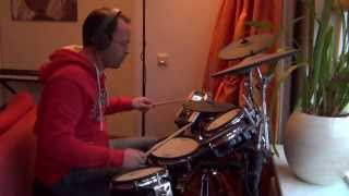 Jubel - Klingande (drum cover)