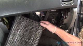 Air Cabin Filter Replacement Acura MDX 2000-2006