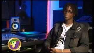 TVJ Entertainment Report: Kash Interview - August 30 2019