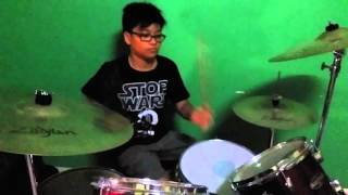 Kamikazee - Halik Drum Cover by Wade (11-year old kid)