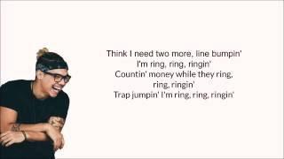 2 Phones -  Kevin Gates (William Singe Cover) (With Lyrics)