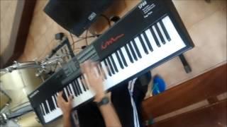 Os Céus declaram - maranata piano