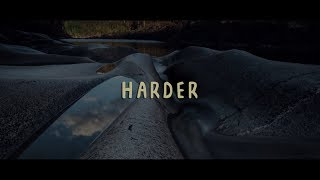 Tiësto & KSHMR - Harder ft.Talay Riley (Lyrics Video)