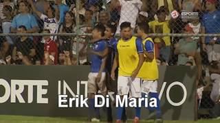 Jogado Erik Di Maria DE ABEL FIGUEIREDO-PA