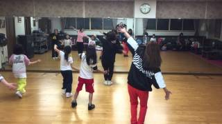 15.4.17 EMI Lesson vol.3 EXO EXODUS #transformer#orignal#exo#dance