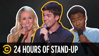 20 Years of Comedy Central Stand-Up in 24 Hours
