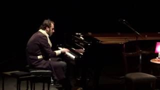 Jarvis Cocker & Chilly Gonzales - Tearjerker - Live  @ Kampnagel, Hamburg - 03/2017