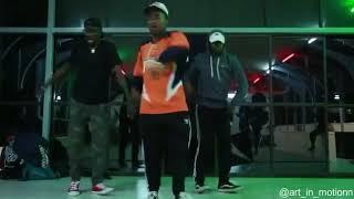 Vdj Kash (Offical Dance Video) Chris Brown High End