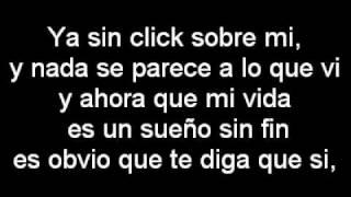 Anahi-Click(ft Miranda y Moderatto) Popland (Letra)