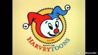 Harveytoons Jeffrey A Montgomery Film Roman Classic Media Logos (PAL)