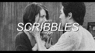 Glenn & Maggie   Scribbles